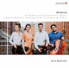 Gerald Resch: String Quartet No. 3 - Beethoven: String Quartet No. 7, Op. 59 No. 1