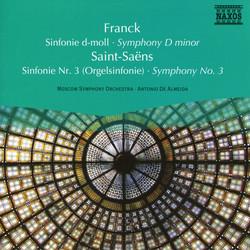 Franck: Symphony D Minor / Saint-Saens: Symphony No. 3