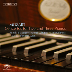 Mozart: Concertos for Two and Three Pianos