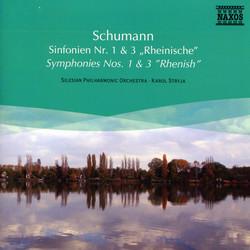 Schumann: Symphonies Nos. 1 and 3