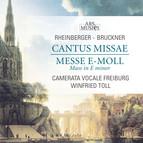 Rheinberger & Bruckner: Masses