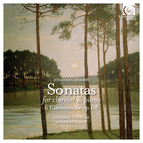 Brahms: Sonatas for clarinet and piano Op. 120