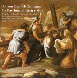 Naumann, J.G.: Passione Di Gesu Cristo (La)