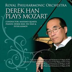 Mozart, W.A.: Rondos - K. 382, 386 / Concerto for 3 Pianos, K. 242 / Concerto for 2 Pianos, K. 365