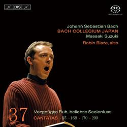 J.S. Bach - Cantatas, Vol.37