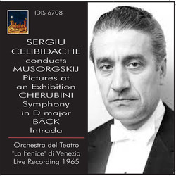 Mussorgsky: Pictures at an Exhibition - Cherubini: Symphony in D Major - Bäck: Intrada