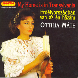 Hungarian Songs Sung by Ottilia Mate