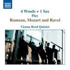 4 Woods + 1 Sax Play Rameau, Mozart & Ravel