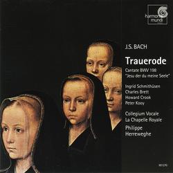 J.S. Bach: Trauerode