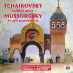 Tchaikovsky: Capriccio italien, Op. 45, TH 47 - Mussorgsky: Pictures at an Exhibition (Orch. M. Ravel)