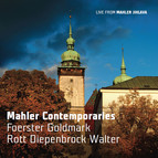 Mahler Contemporaries (Live)