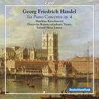 Händel: 6 Piano Concertos, Op. 4