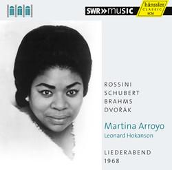 Martina Arroyo: Liederabend 1968