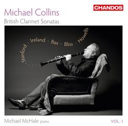 British Clarinet Sonatas, Vol. 1
