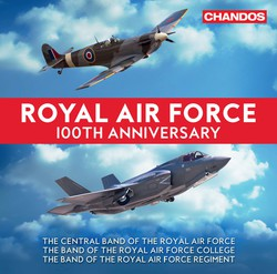 Royal Air Force 100th Anniversary