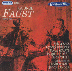 Gounod: Faust (Excerpts) (Sung in Hungarian)