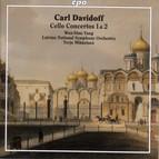 Davidoff: Cello Concertos Nos. 1 and 2 / Tchaikovsky: Variations On A Rococo Theme