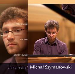 Piano Recital: Michał Szymanowski