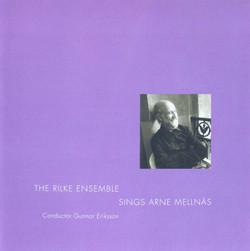 The Rilke Ensemble Sings Arne Mellnäs