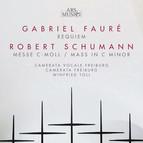 Fauré: Requiem - Schumann: Mass in C minor