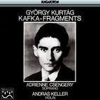 Kurtag: Kafka-Fragments, Op. 24