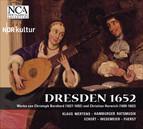 Vocal and Chamber Music (Baroque) - Bernhard, C. / Herwich, C.