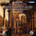 Galuppi, B.: Clemenza Di Tito (La) [Opera]