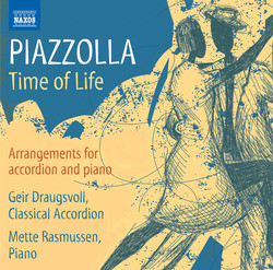 Time of Life: Arrangments for Accordion & Piano