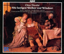Nicolai, O.: Lustigen Weiber Von Windsor (Die) [Opera]
