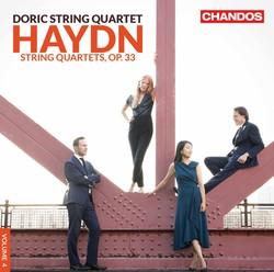 Haydn: String Quartets, Op. 33