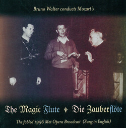 Mozart, W.A.: Zauberflote (Die) [Sung in English] [Opera] (Walter) (1956)