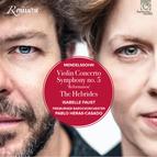 Mendelssohn: Violin Concerto - Symphony No. 5 & The Hebrides