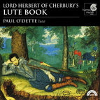 Lord Herbert of Cherbury's Lute Book